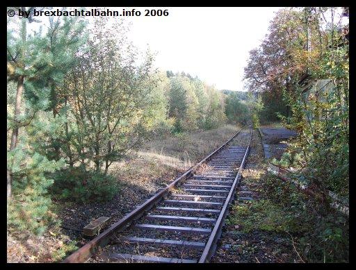 Bf Grenzau Gleis 1